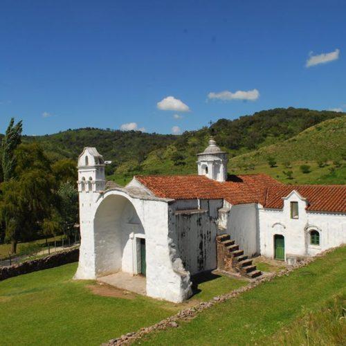 Iglesia de Candonga