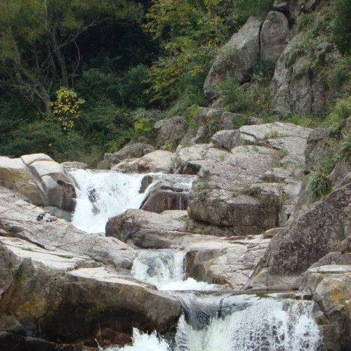 Rio Agua de Oro_cascadas
