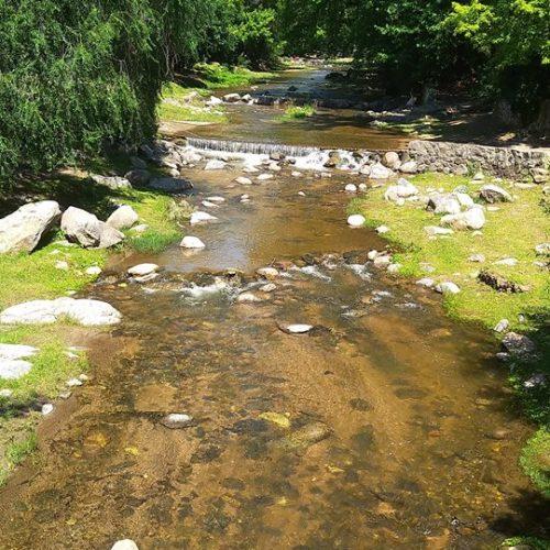 Rio agua de oro